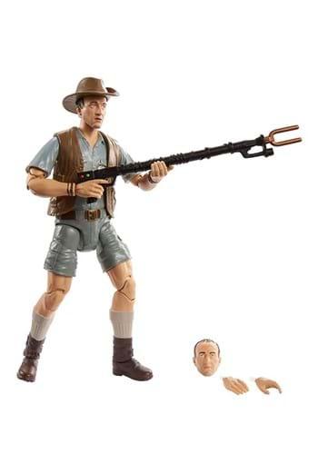 Jurassic World Robert Muldoon Action Figure