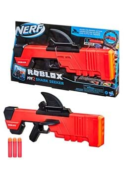 Roblox Nerf MM2: Shark Seeker Dart Blaster