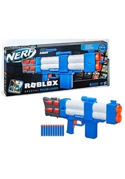 Roblox Nerf Arsenal Pulse Laser Motorized Dart Blaster