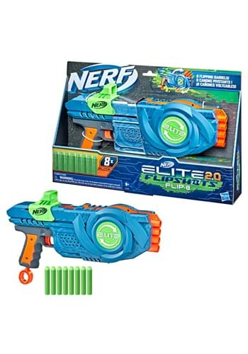 Nerf Elite 2.0 Flipshots Flip-8 Blaster