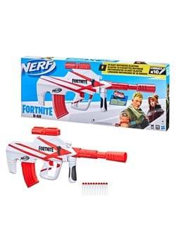 Fortnite Nerf B-AR Motorized Dart Blaster