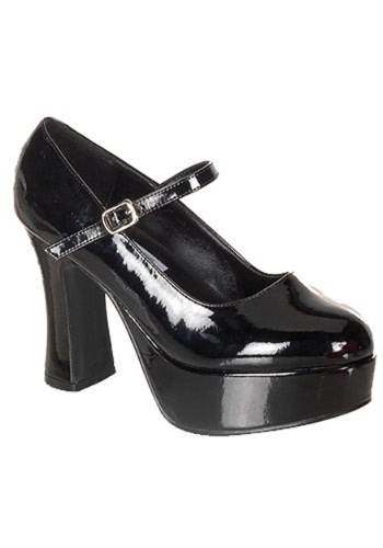 """Patent """"Leather"""" Mary Jane Costume Shoes"""