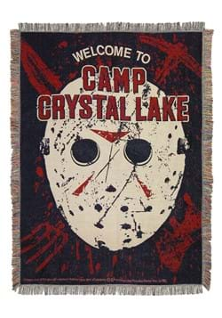 Friday the 13th Tapestry Throw
