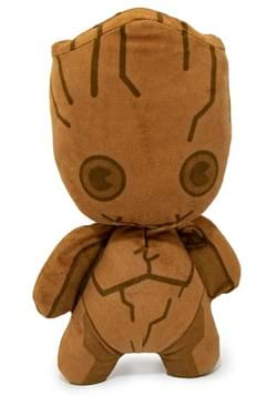 Baby Groot Squeaker Dog Toy