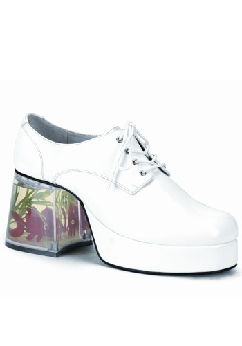 Gold Fish Disco Shoes
