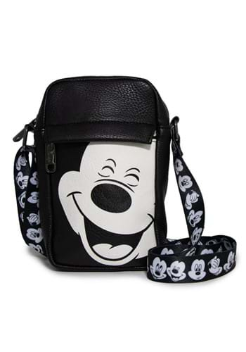 Mickey Mouse Faces Crossbody Bag