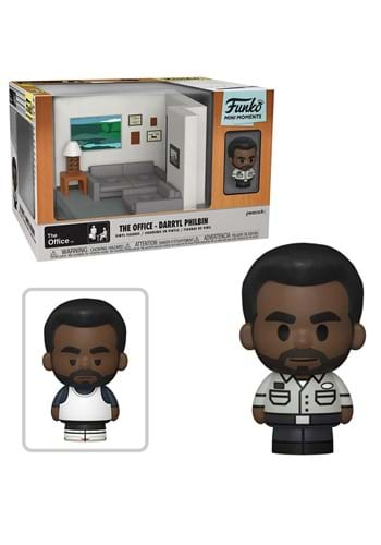 Mini Moments The Office Darryl w Chase