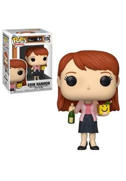 Funko POP TV The Office Erin with Happy Box and Champagne