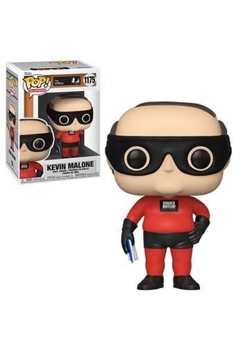 Funko POP TV The Office Kevin as Dunder Mifflin Superhero