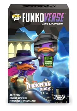 Funkoverse Darkwing Duck 100 1 Pack