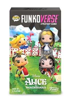Funkoverse: Alice in Wonderland 100 2-Pack