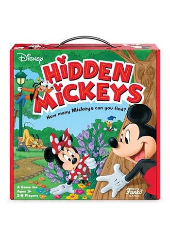 Funko Disney Hidden Mickeys Game