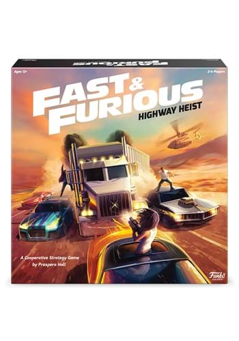 SG:Fast & Furious: Highway Heist Game