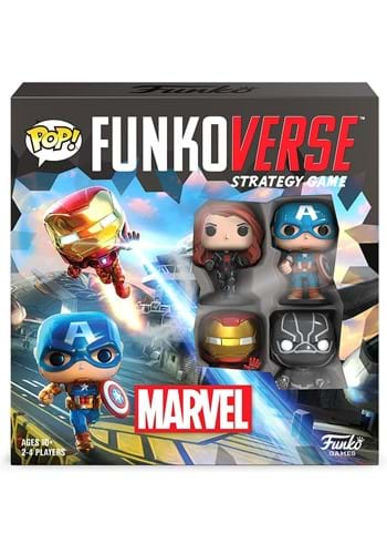 Funkoverse:Marvel 100 4-Pack