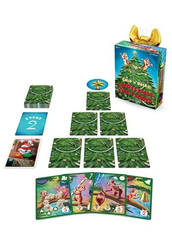 Funko Disney Chip n Dale Christmas Treasures