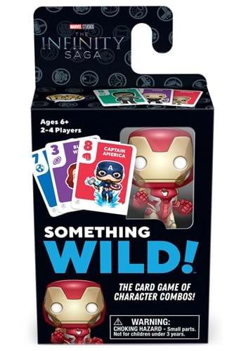 Something Wild: Marvel Infinity Saga
