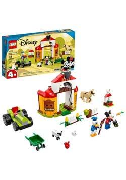 LEGO Disney Mickey Mouse & Donald Duck's Farm