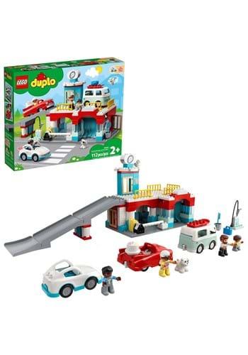 LEGO 10948 Duplo Parking Garage and Car Wars