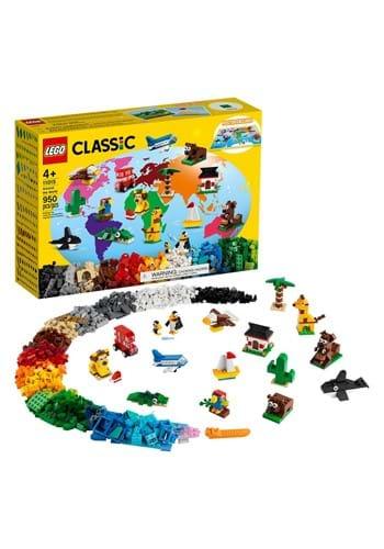 LEGO 11015 Classic Around the World