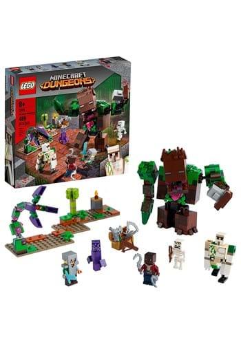 LEGO 21176 Minecraft Dungeons The Jungle Abominati