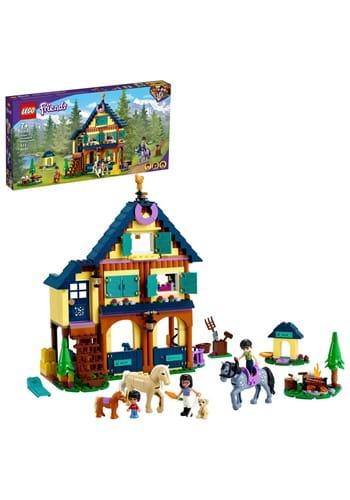 LEGO Friends Forest Horseback Riding Center Building Set