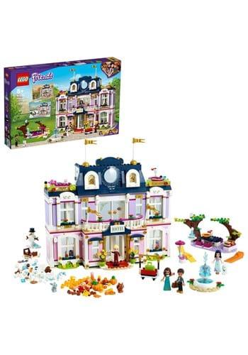 LEGO Friends Heartlake City Grand Hotel Building Set