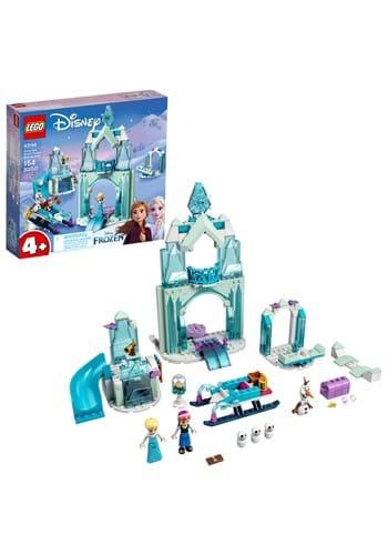 LEGO 43194 Disney Anna and Elsa's Frozen Wonderland
