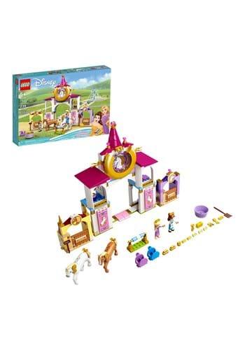 LEGO 43195 Disney Belle and Rapunzel's Royal Stabl