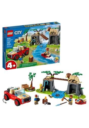 LEGO City Wildlife Rescue Off-Roader