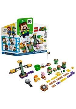 LEGO 71387 Super Mario Adventures with Luigi Start