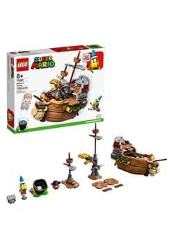 LEGO 71391 Super Mario Bowser's Airship Expansion Set