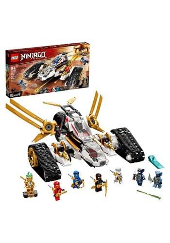 LEGO Ninjago Ultra Sonic Raider Building Set