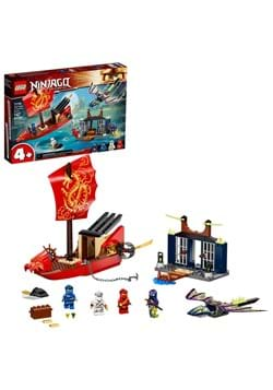 LEGO Ninjago Final Flight of Destiny's Bounty Building Set