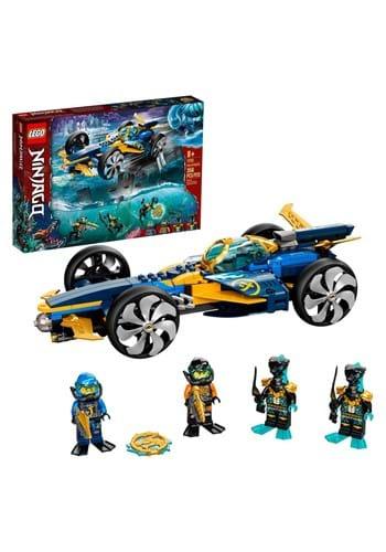LEGO Ninjago Ninja Sub Speeder Building Set