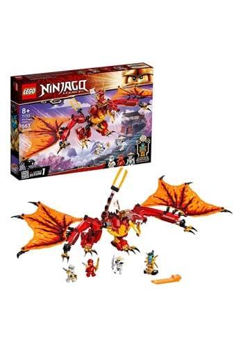 LEGO 71753 Ninjago Fire Dragon Attack