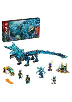 LEGO Ninjago Water Dragon Building Set