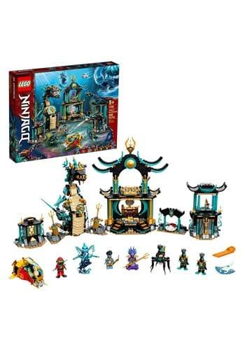 LEGO 71755 Ninjago Temple of the Endless Sea