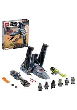 LEGO Star Wars The Bad Batch Attack Shuttle Buildi