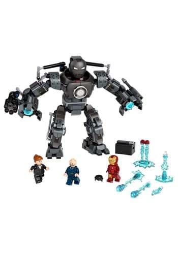 LEGO 76190 Marvel Infinity Saga Iron Man: Iron Monger Mayhem