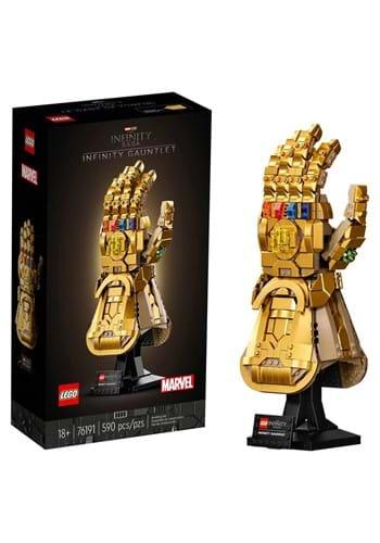LEGO 76191 Marvel Infinity Saga Infinity Gauntlet