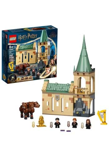 LEGO Harry Potter Hogwarts Fluffy Encounter