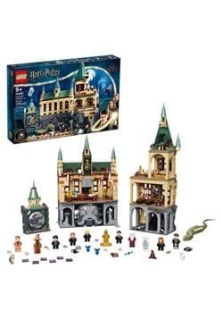 LEGO Harry Potter Hogwarts Chamber of Secrets Building Set