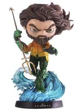 Aquaman Deluxe MiniCo Statue