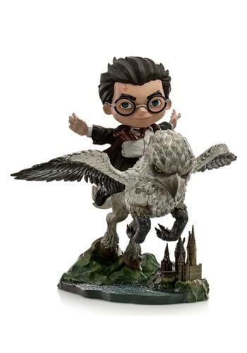 Harry Potter and Buckbeak MiniCo Illusion Statue