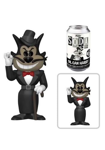 Funko Vinyl SODA Mighty Mouse Oil Can Harry