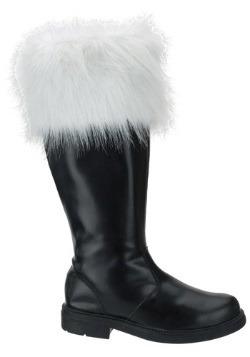 Tall Santa Claus Boots