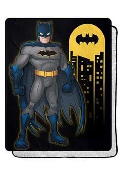 """Batman Answer the Call 40"""" x 50"""" Silk Touch Sherpa Throw"""