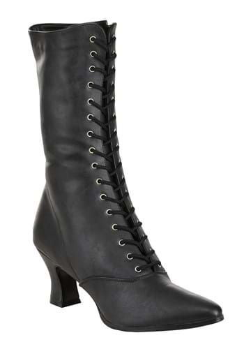 Black Women's Pirate Boots