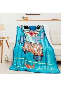 Lilo & Stitch Chill Out Silk Touch Sherpa Throw