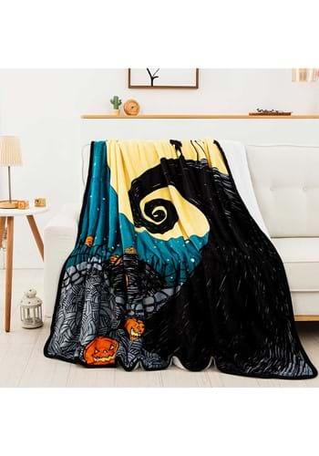 NBC Starry Night Oversized Silk Touch Sherpa Throw